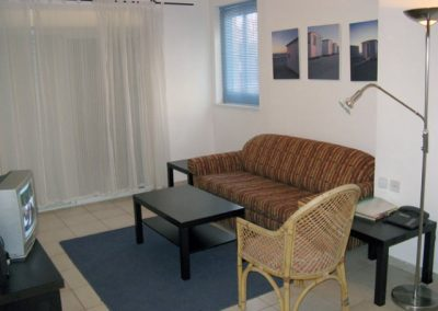 12 Shamai St - option 1 - Living room