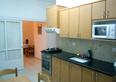 12 Shamai St - option 1 -kitchen