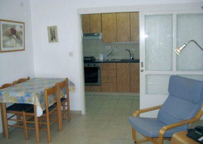 12 Shamai St - option 2 - dining area