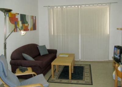 12 Shamai St - option 2 - living room
