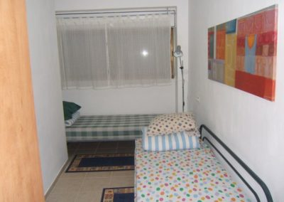 12 Shamai St - option 3 - 2nd bedroom