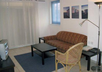 12 Shamai St - option 3 - Living room