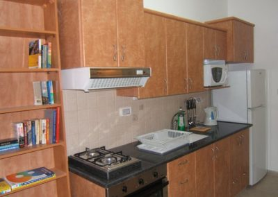 12 Shamai St - option 5 - 2nd kitchen