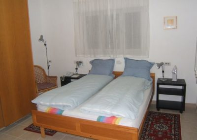 12 Shamai St - option 5 - bedroom
