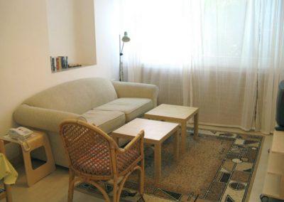14 Shamai St - Living room
